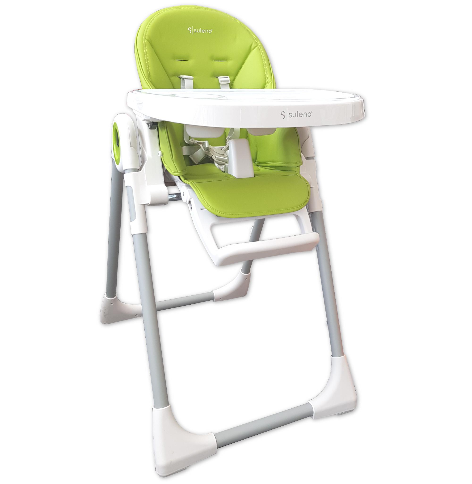 Suleno® Kinderhochstuhl LOVIS Babyhochstuhl verstellbar Kinderstuhl Hochstuhl