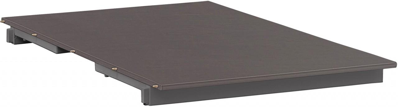 KETTALUX Einlegeplatte 60 cm anthrazit/anthrazit