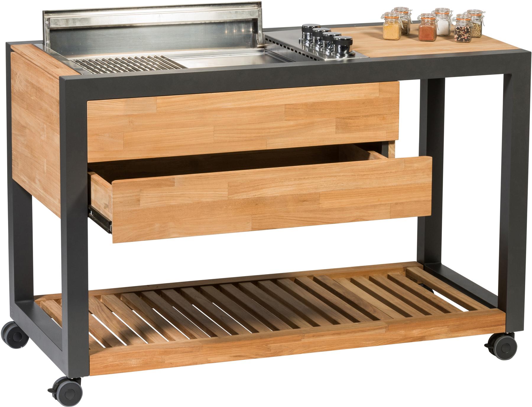 Gasgrill In Outdoor Küche Einbauen : Outdoorküche grill & bbq demmelhuber.net