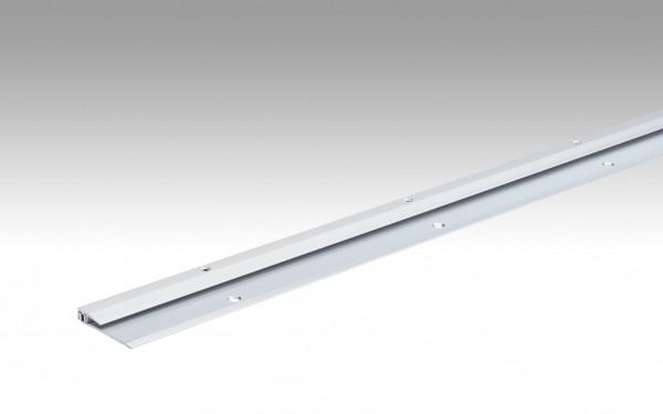 Abschlussprofil Typ 101 (2,5 bis 7 mm) Silber eloxiert 220