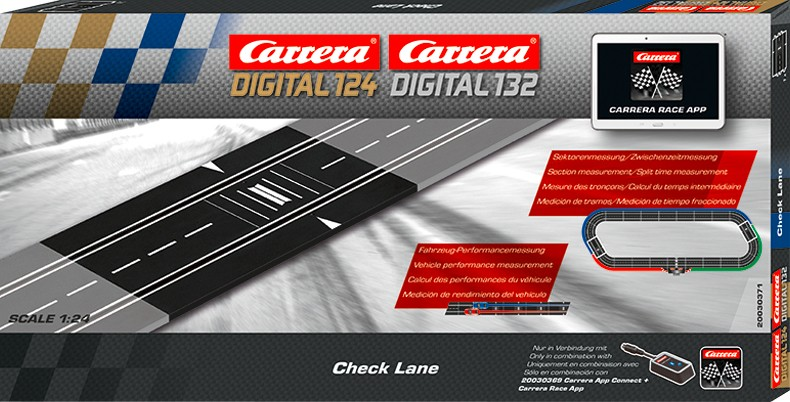 Digital 132 Check Lane