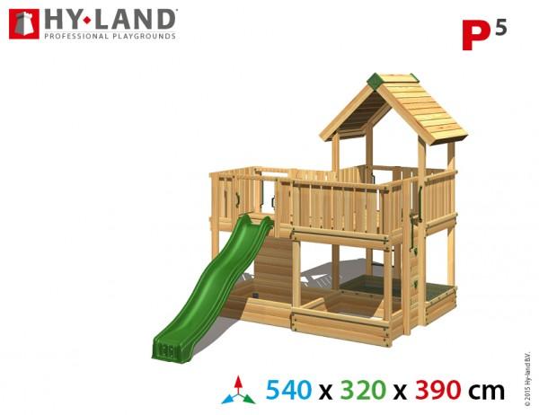 Spielplatzgerate:_Spielturm_mit_Rutsche_P5