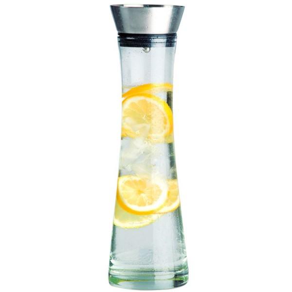 Wasserkaraffe Glaskaraffe 1 L