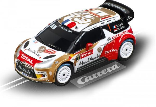 Fahrzeug Citroën DS3 WRC Citroën Total Abu Dhabi, GO!!!