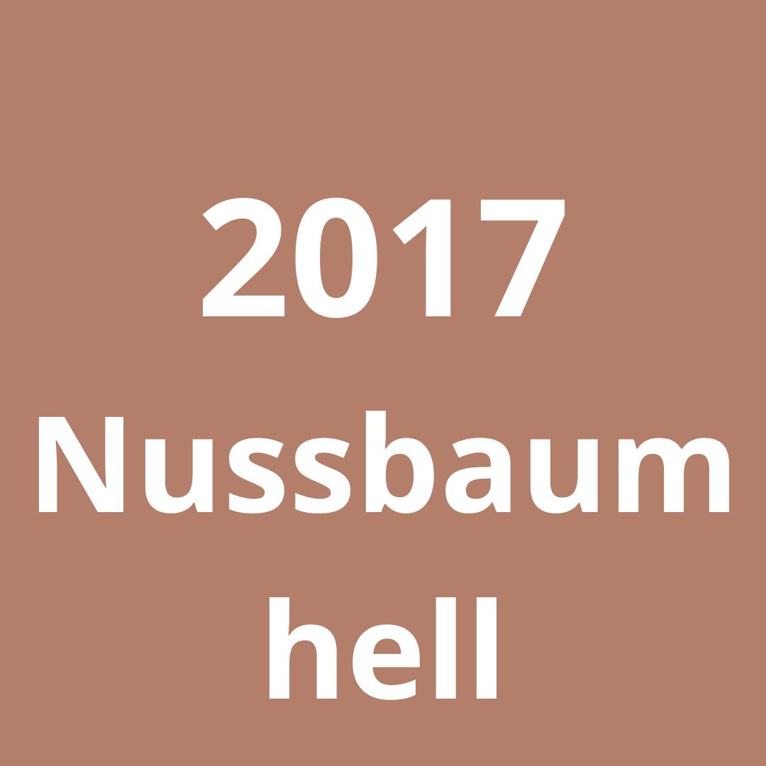 2017 Nussbaum hell