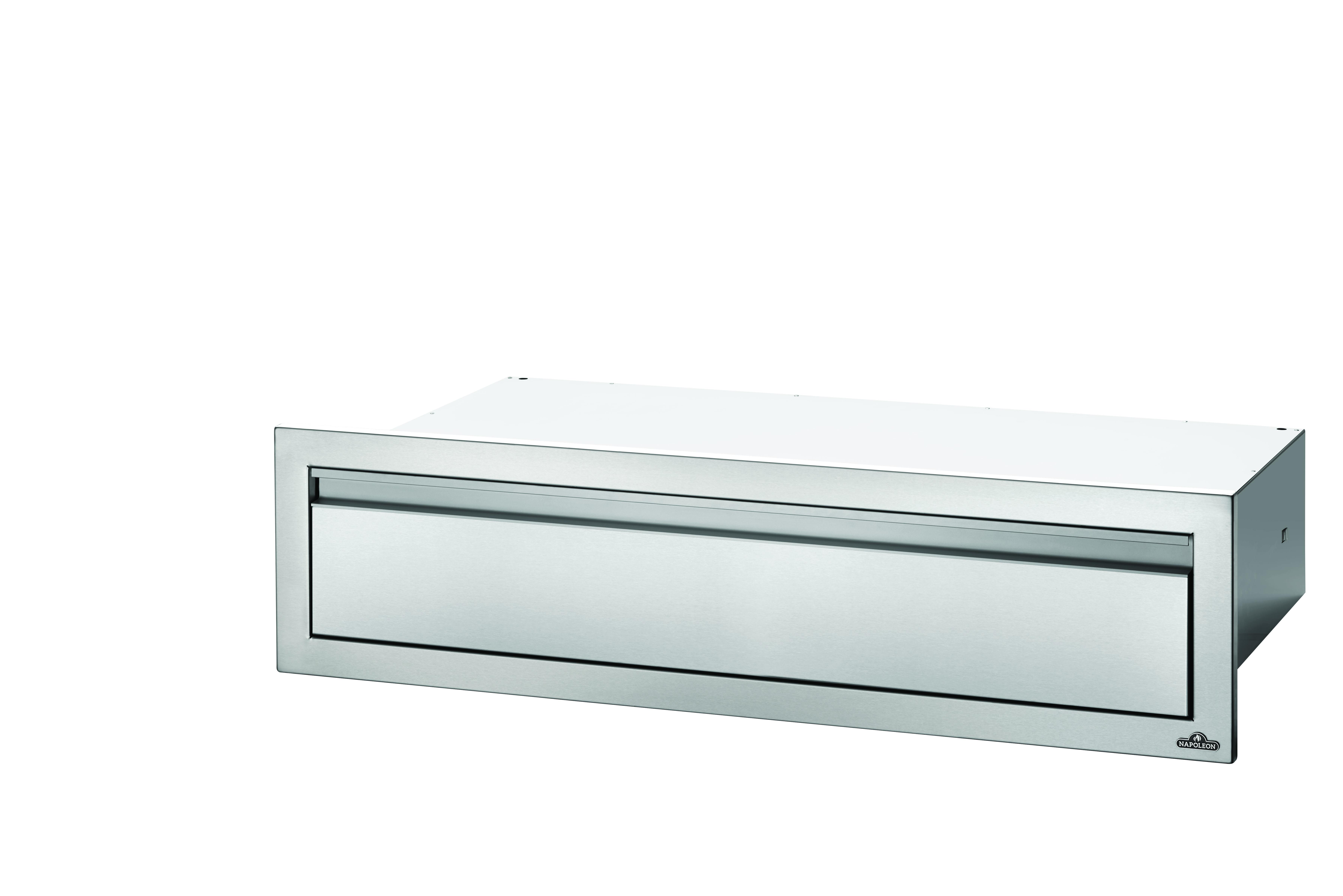 Outdoor Küche Edelstahl Schubladen : Einbau schublade groß quer cm outdoorküche grill