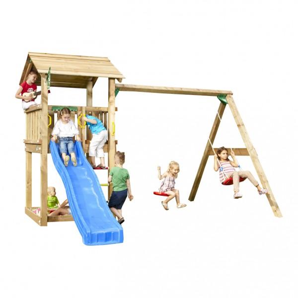 Jasons CASA - Spielturm Set mit Schaukel