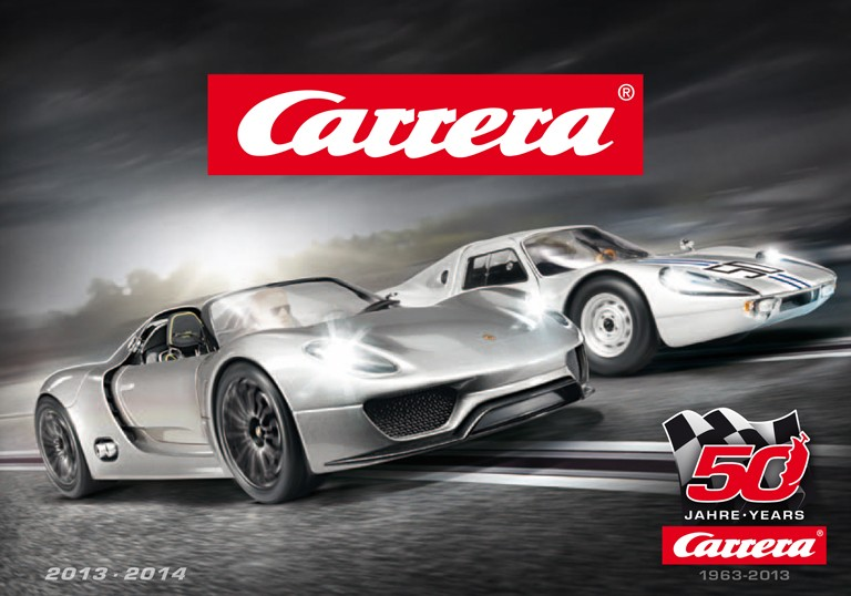 Carrera Katalog 2013/2014