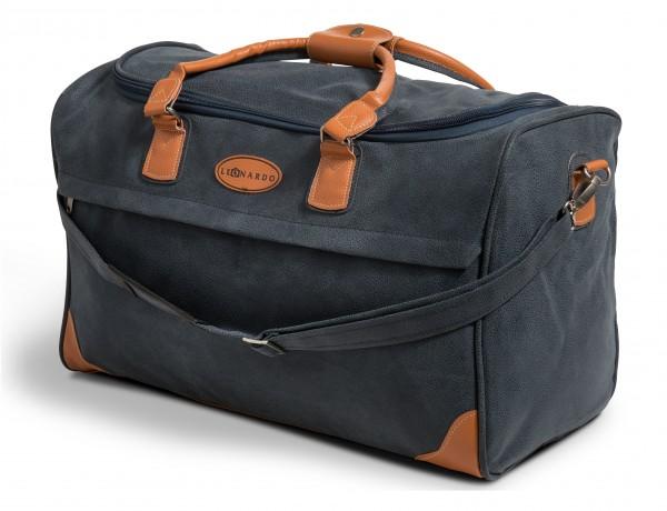 Reisetasche 50 L Lederlook Travel Bag