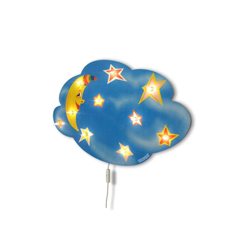 Kidslicht-Kinderlampe-KLEINE-WOLKE miniatuur 3