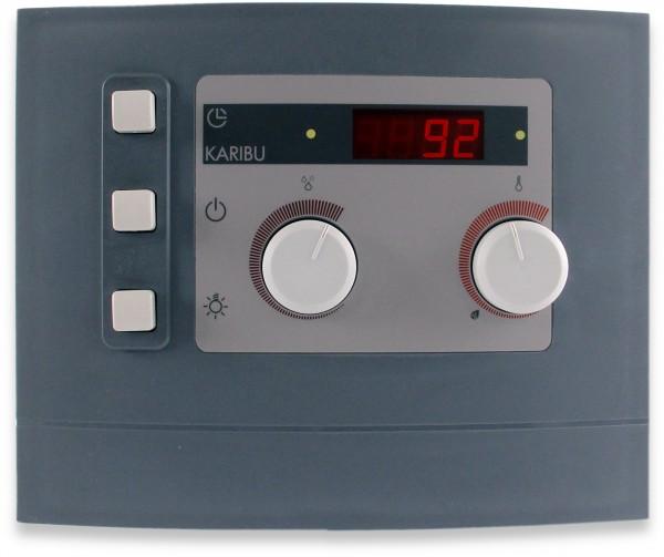 Steuergerät MODERN Bio für Bio-Saunaöfen 3,5 - 9 kW