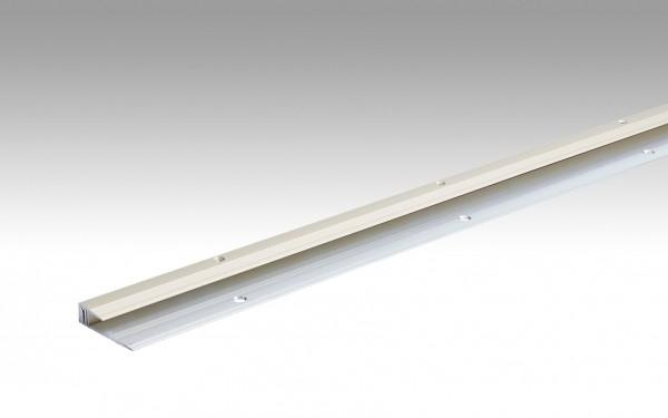 Abschlussprofil Typ 201 (6,5 bis 16 mm) Sand eloxiert 230