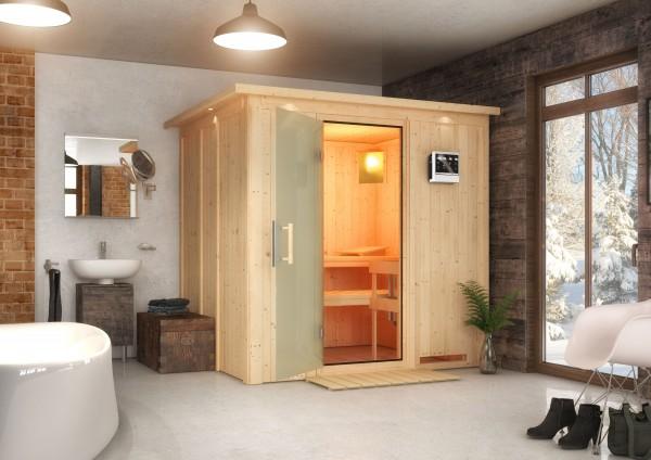Karibu Sauna Qualität : karibu sauna sodin 1 96 x 1 70 m 68 mm mit 9 kw ofen saunakabine elementsauna ebay ~ Whattoseeinmadrid.com Haus und Dekorationen