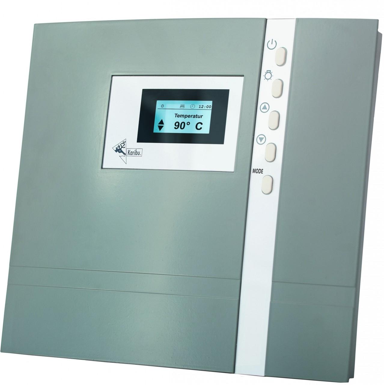 Steuergerät PREMIUM Bio für Saunaöfen 3,5 kW - ...