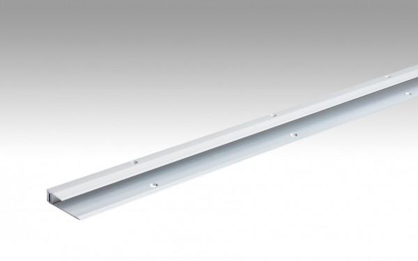 Abschlussprofil Typ 201 (6,5 bis 16 mm) Silber eloxiert 220
