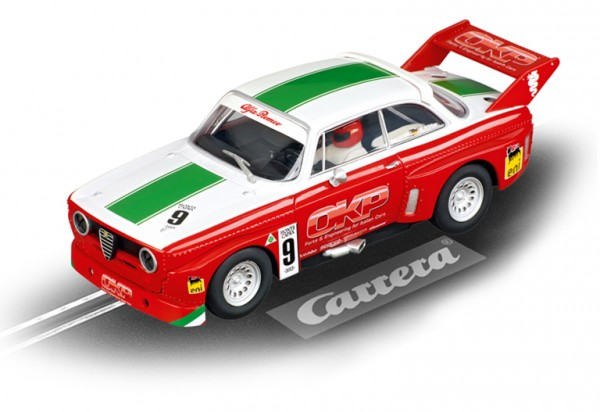 Fahrzeug Alfa Romeo GTA Silhouette Gr.5 Race 3