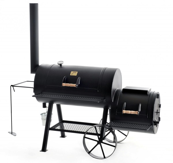JOE´S Barbeque Smoker® TEXAS-CLASSIC lange Version