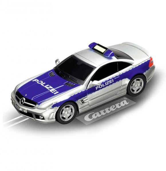 Auto Digital 143 AMG MERCEDES SL 63 POLIZEI