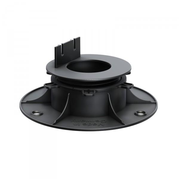 Terrassenlager BASEDECK Stellfüße verstellbar 40-250 mm