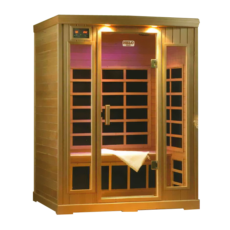 infrarotkabine helo sundown welche sauna kaufen. Black Bedroom Furniture Sets. Home Design Ideas