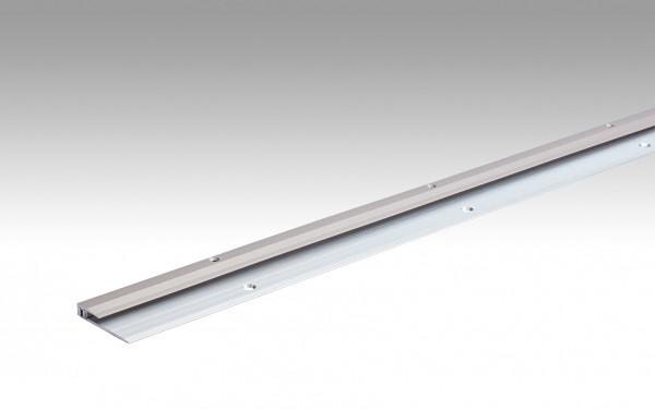 Abschlussprofil Typ 101 (2,5 bis 7 mm) Edelstahl-Oberfläche 340