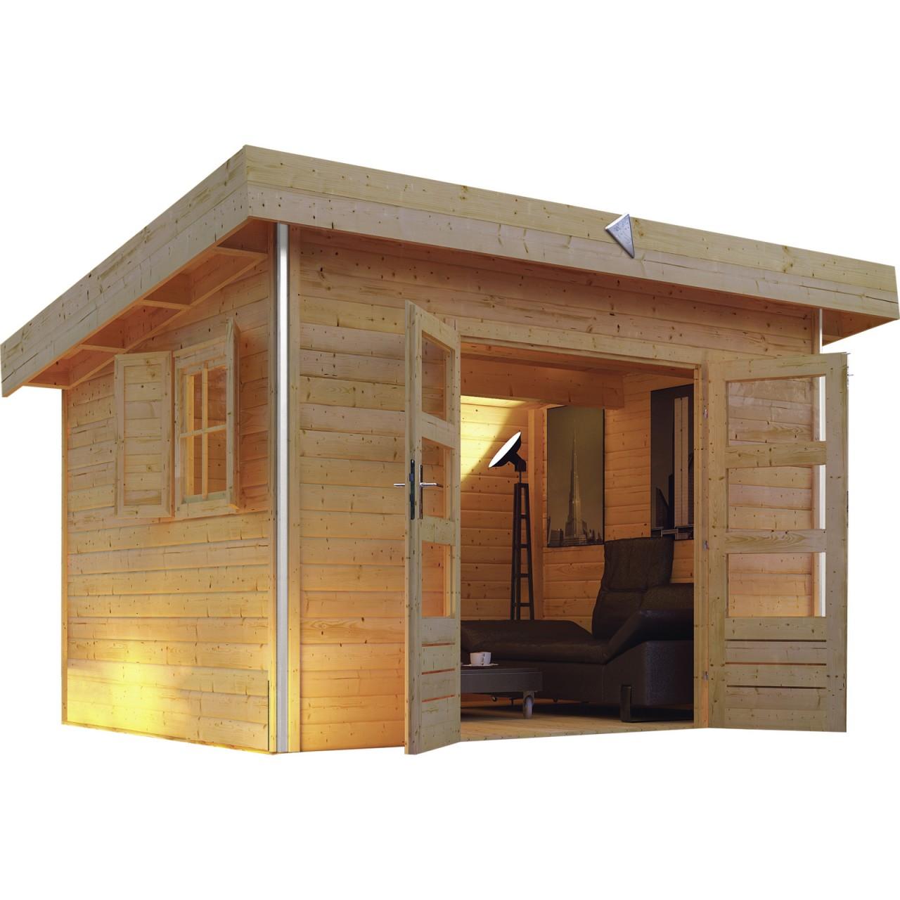 gartenhaus t r 40 mm preisvergleich die besten angebote online kaufen. Black Bedroom Furniture Sets. Home Design Ideas