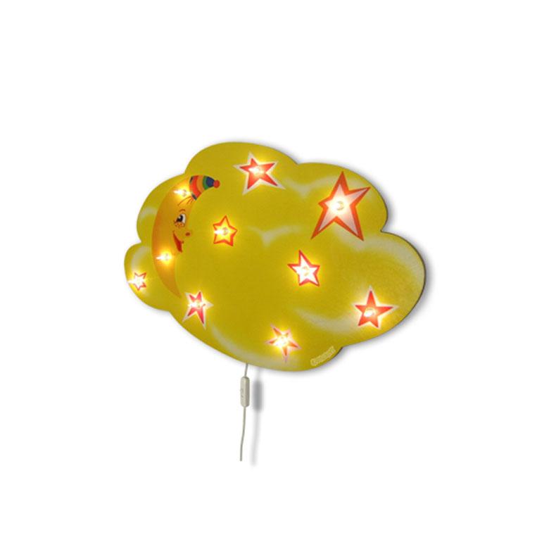 Kidslicht-Kinderlampe-KLEINE-WOLKE miniatuur 9