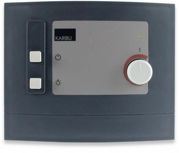 Steuergerät MODERN für 230 V Saunaöfen
