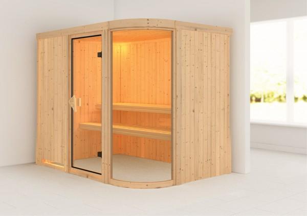 Sauna PARIMA 4 2,31 x 1,70 m