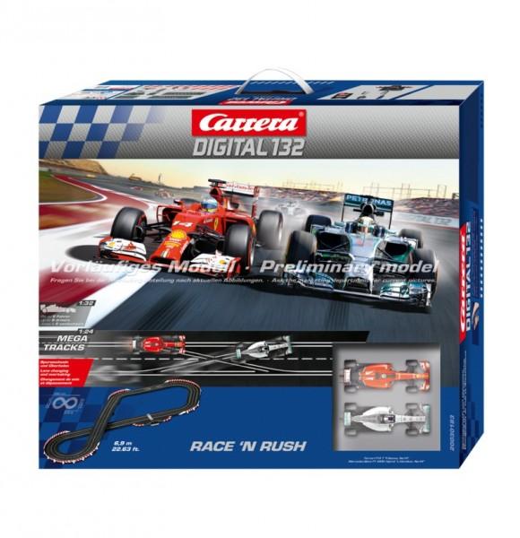 Rennbahn Digital 132 RACE N RUSH