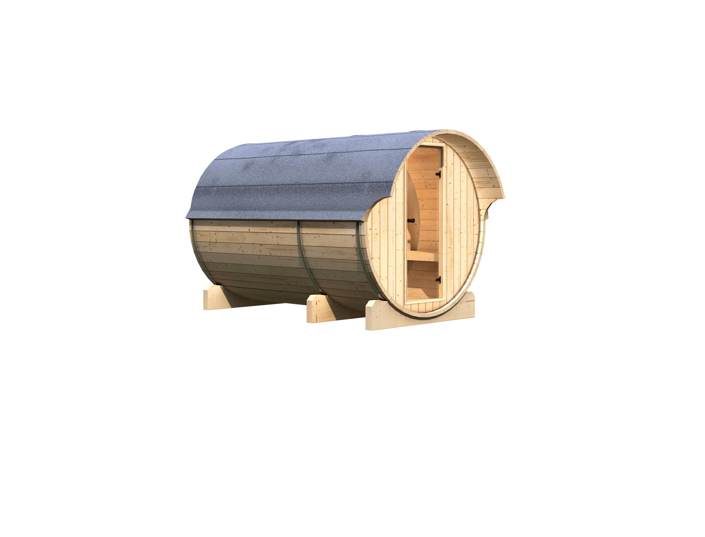 karibu fass sauna 3 welche sauna kaufen. Black Bedroom Furniture Sets. Home Design Ideas