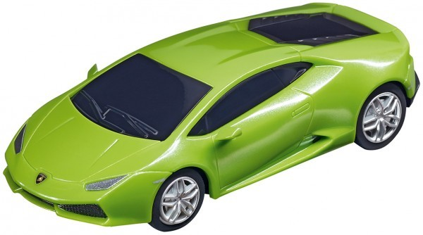 Auto GO!!! LAMBORGHINI HURACAN LP610-4 green