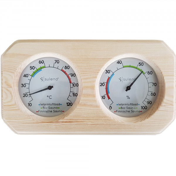 sauna thermometer hygrometer anna classic. Black Bedroom Furniture Sets. Home Design Ideas