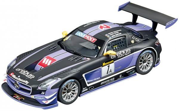 Auto Digital 124 MERCEDES-BENZ SLS AMG GT3 EREBUS MOTORSPORT NO.1A