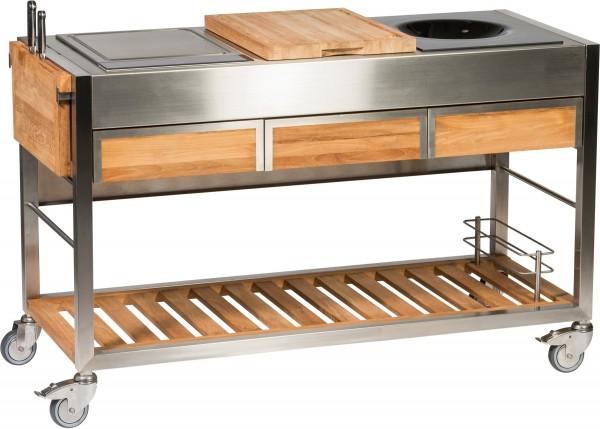 Outdoor Küche Dancook : Outdoorküche tomboy ultimo outdoorküche grill bbq