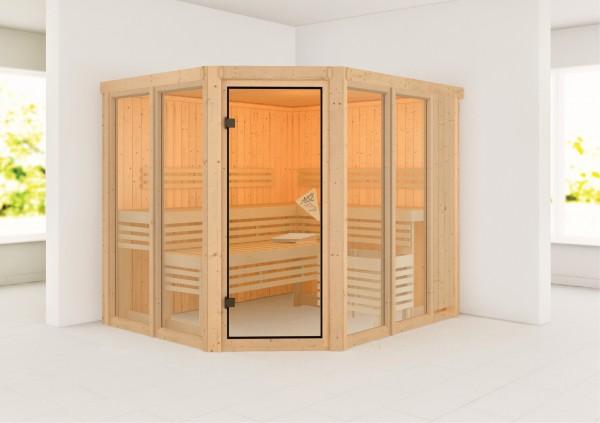 Sauna AINUR 2,31 x 1,96 m