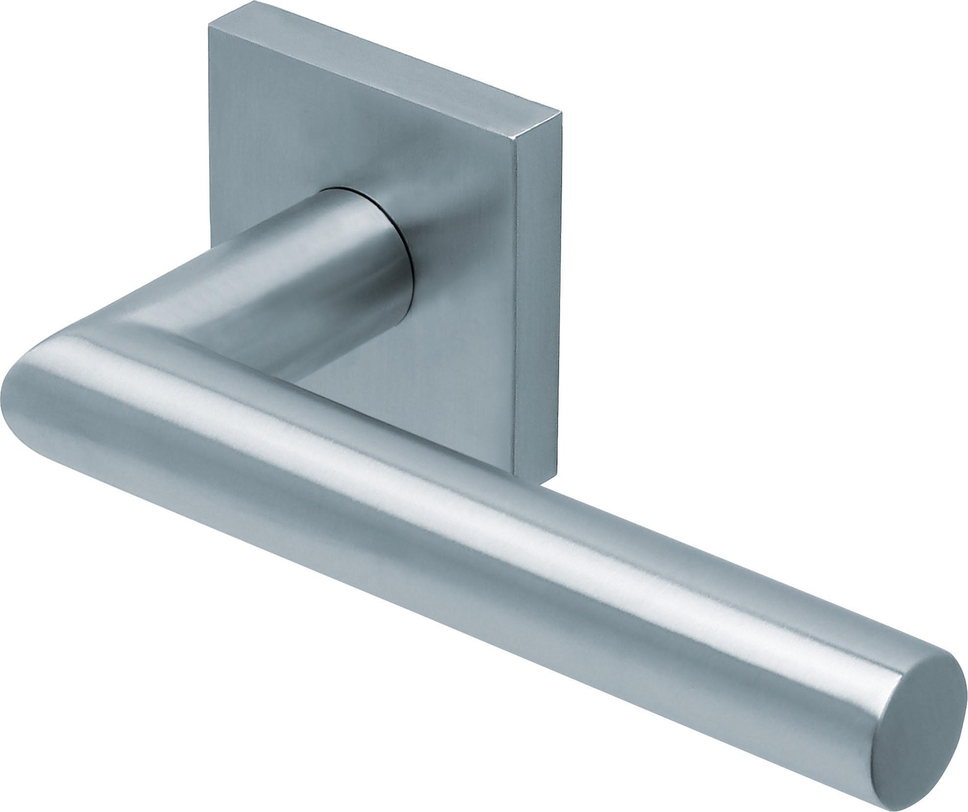 OLEA-quadrat-Edelstahl-matt