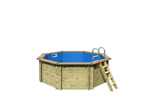 Poolgrundkörper Premium 470 x 470 cm
