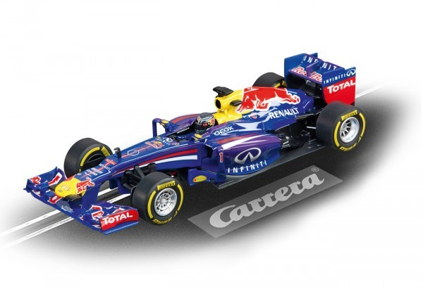 Auto EVOLUTION INFINITI RED BULL RACING RB9 S.VETTEL NO.1