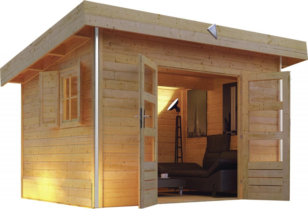 gartenhaus t r 40 mm preisvergleich die besten angebote. Black Bedroom Furniture Sets. Home Design Ideas