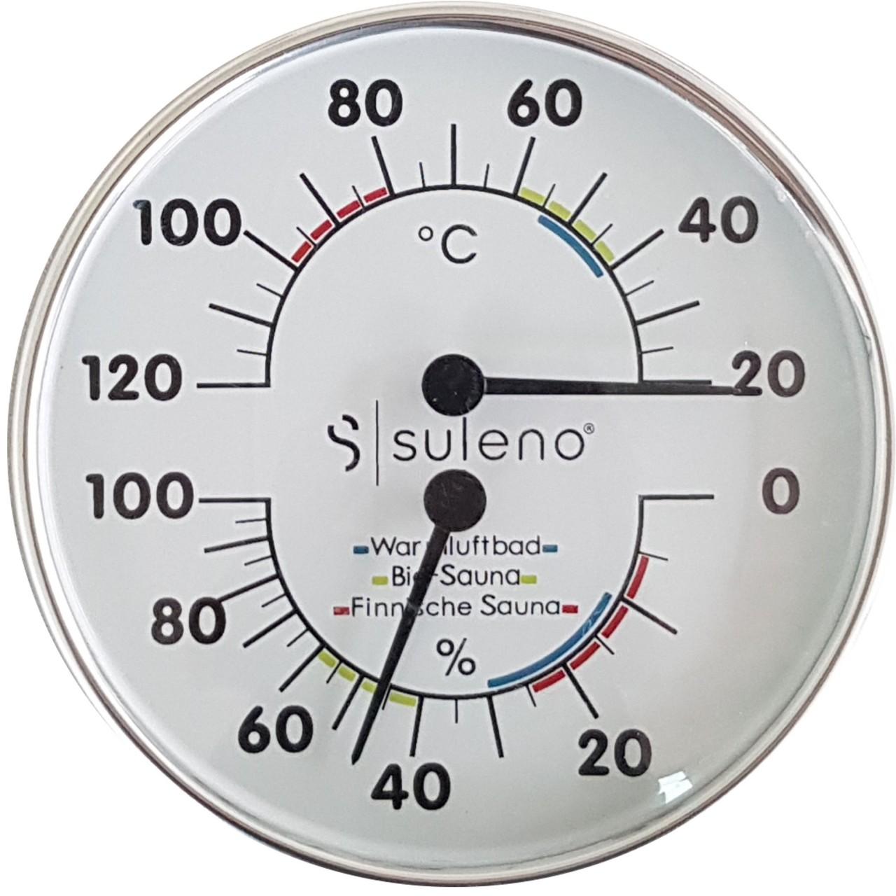 Sauna Klimamesser Thermometer/Hygrometer