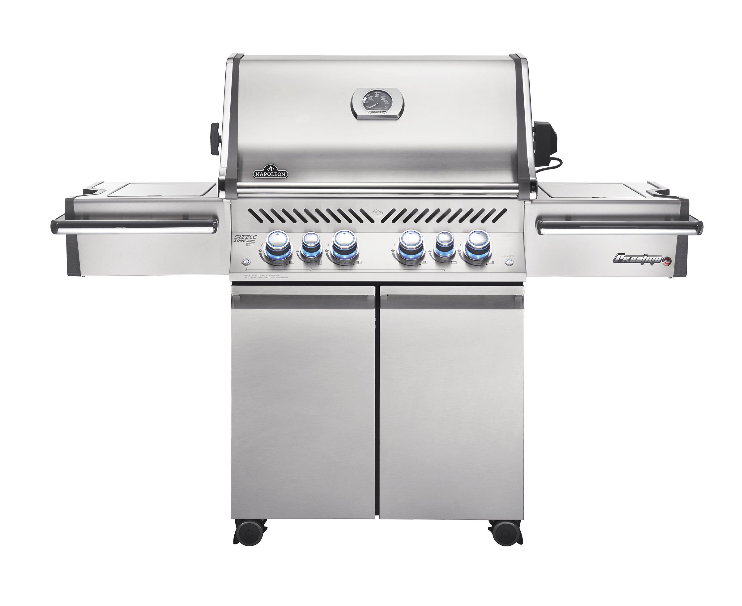 Outdoor Küche Edelstahl Napoleon : Gasgrill prestige pro™ 500 edelstahl gasgrill grill & bbq