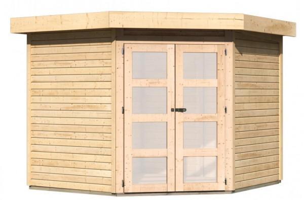 Gartenhaus GOLDENDORF 5 19 mm 2,46 x 2,42 m