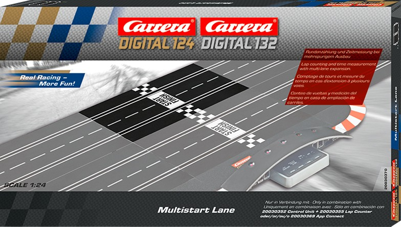 Digital 132 Multistart Lane