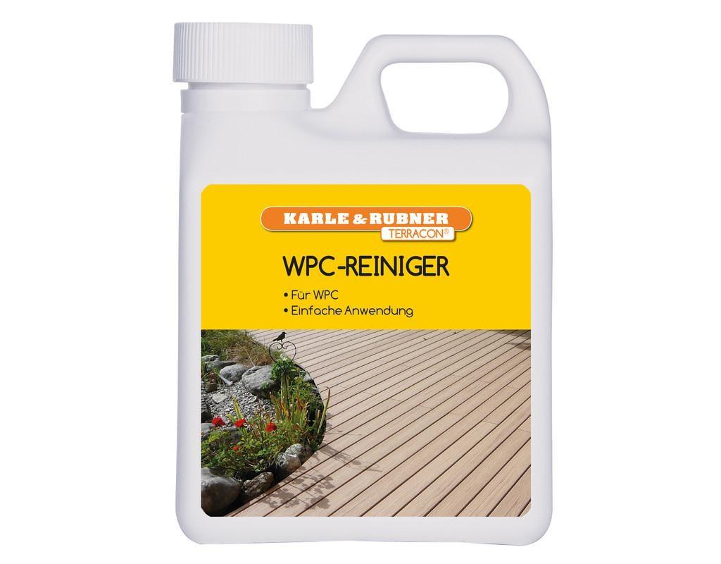Terrassendielen WPC-Reiniger 1,0 L