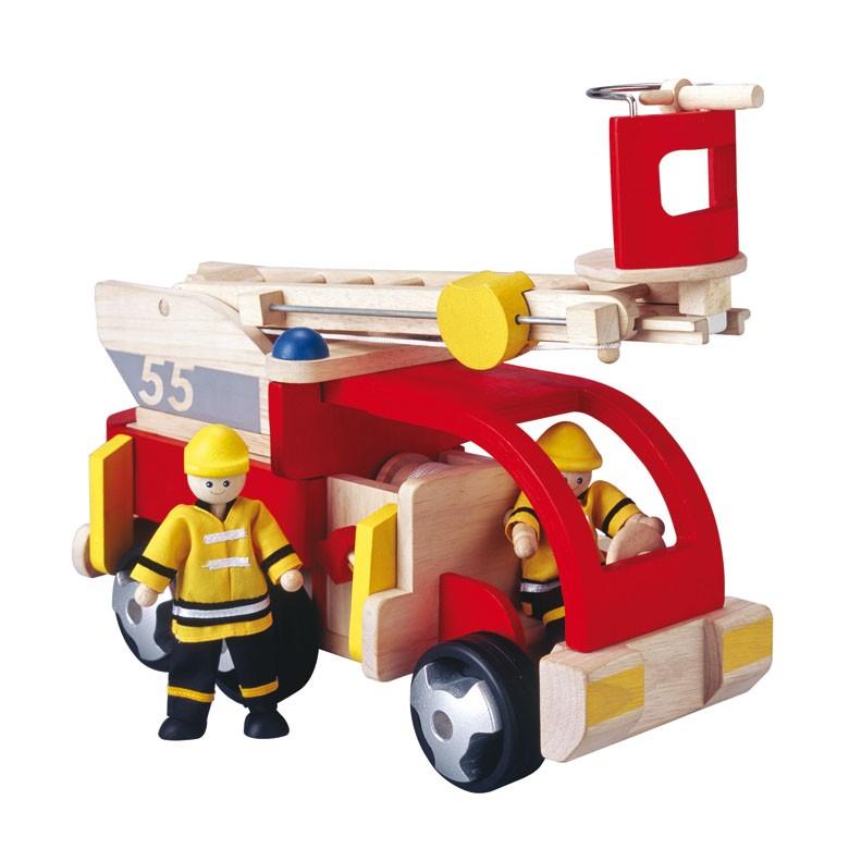 PlanActivity Feuerwehr mit Feuerwehrmann