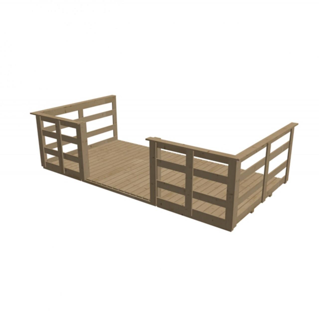 gartenhaus mit terrasse preisvergleich die besten. Black Bedroom Furniture Sets. Home Design Ideas