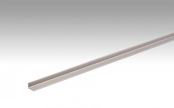 Abschlussprofil Typ 300 SK (selbstklebend) Edelstahl-Oberfläche 340