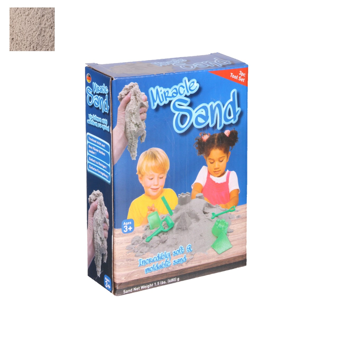 Spielsand MIRACLE SAND MAGIC 680 g Kinetic Sand