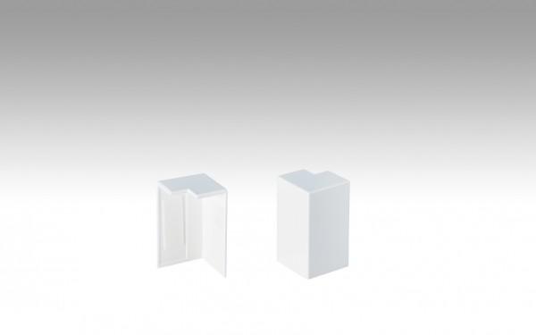 Außenecke (selbstklebend) Weiß 2001